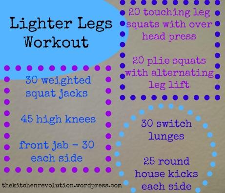 Lighter Legs
