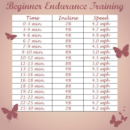 Beginner Endurance Training