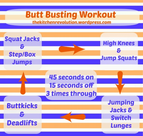 BUtt Busting WOrkout 2
