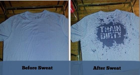 BA Sweat