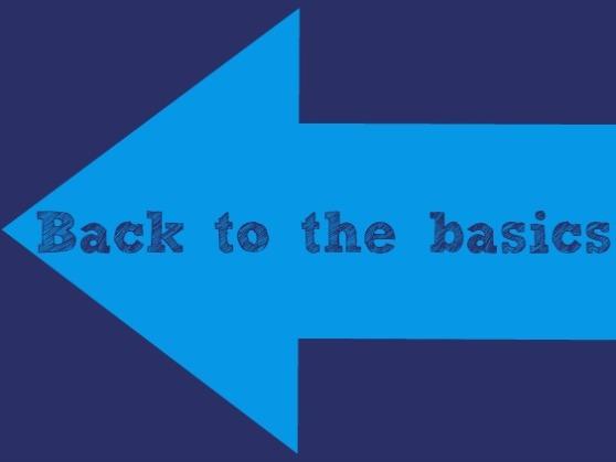 BackToTheBasics