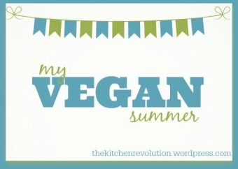 my vegan summer