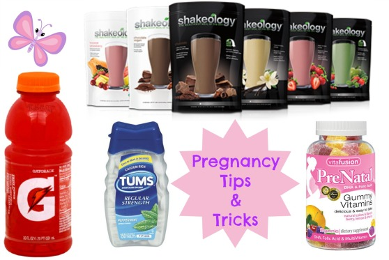 Pregnancy Tips & Tricks