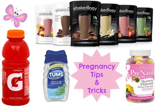 Pregnancy Tips & Tricks