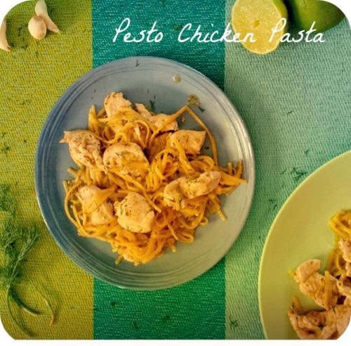 Pesto Chicken Complete