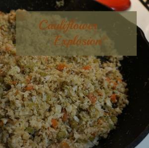 Cauliflower Epxlosion